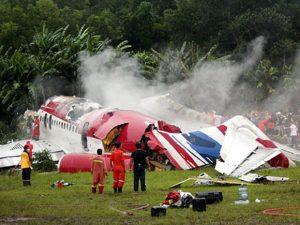Kecelakaan di Phuket International Airport Thailand