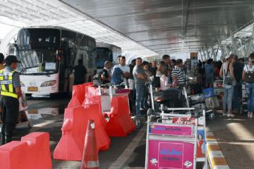 Transportasi Dari Phuket International Airport ke Pusat Kota Phuket