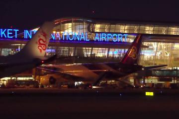 Phuket International Airport jadi Ikon Pariwisata Kota