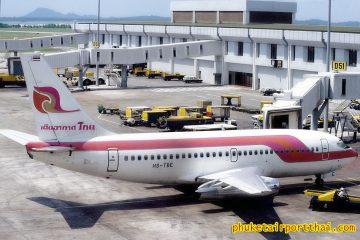 Sejarah Dari Thai Airways Penerbangan Flight 365