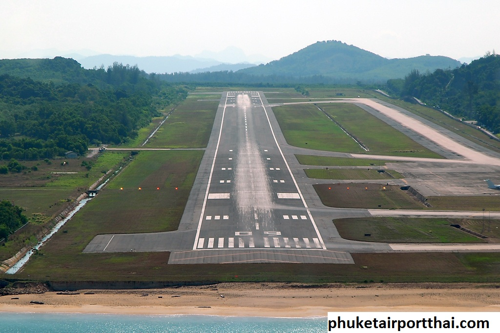 Landasan Pacu dan Keamanan Bandara Internasional Phuket Thailand