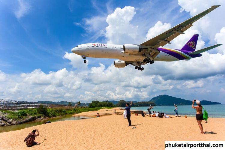 Pentingnya Rute Bagi Setiap Penerbangan di Bandara Phuket Thailand
