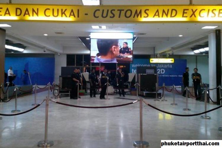 Pentingnya Tindakan Keamanan Perbatasan Bagi Penumpang Bandara