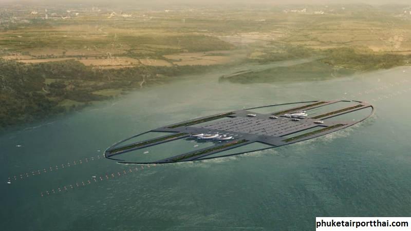 Mengulas Bandara Terapung Phuket Thailand Yang Sedang Dalam Pengerjaan