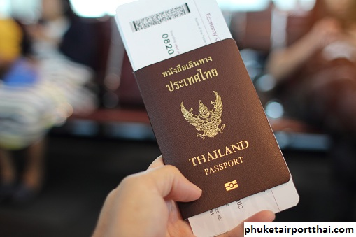 Paspor, Dokumen Identitas Wajib di Bandara Internasional Phuket Thailand