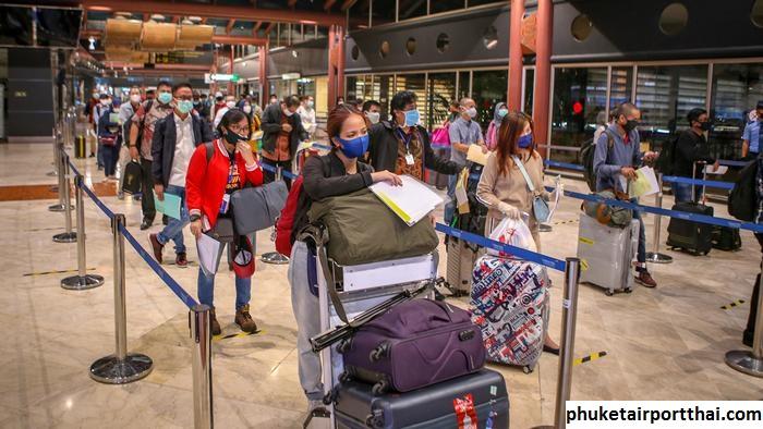 Standar Dokumen Identitas Penumpang di Bandara Internasional Phuket Thailand