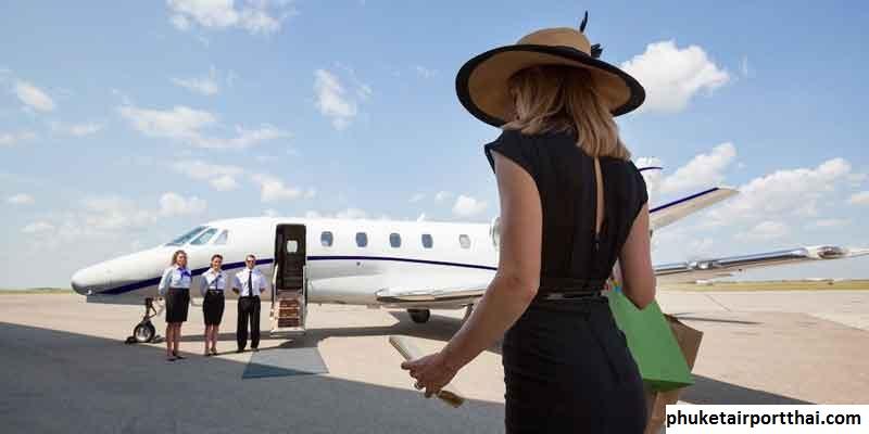 Membahas Program Frequent-Flyer di Bandara Internasional Phuket Thailand