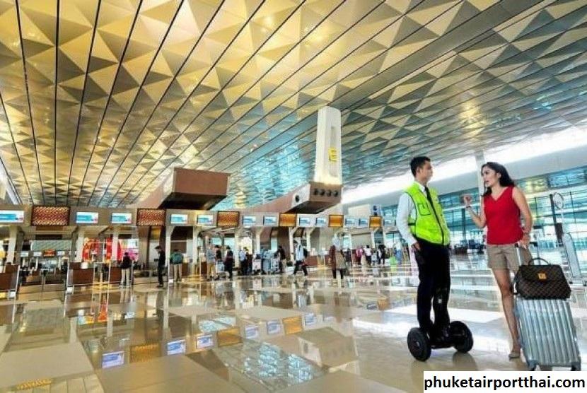 Sistem Operasi VOR Pada Bandara Internasional Phuket Thailand