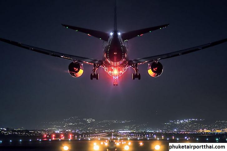 Sistem Pendaratan Instrumen Pada Penerbangan Bandara Internasional Phuket
