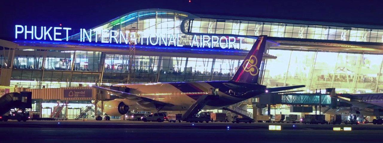 Phuket International Airport Sebagai Ikon Pendukung Kota Wisata