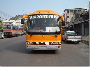 Transportasi Dari Phuket International Airport
