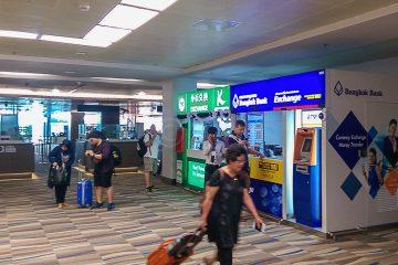Menukar Uang dengan Mudah Di Phuket International Airport
