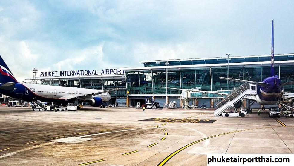 3 Hal Yang Terdapat di Bandara Internasional Phuket Thailand