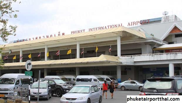 Fasilitas Modern di Bandara Internasional Phuket Thailand