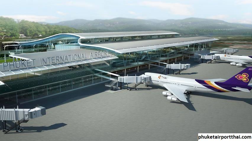 Keamanan Yang Ada di Bandara Internasional Phuket Thailand